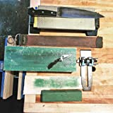 Leather Honing Strop 3 Inch by 8 Inch with