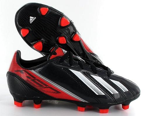 hermosa en color Amazonas Reino Unido Adidas F10 TRX FG J Q33872 niños Botas de fútbol, Color ...