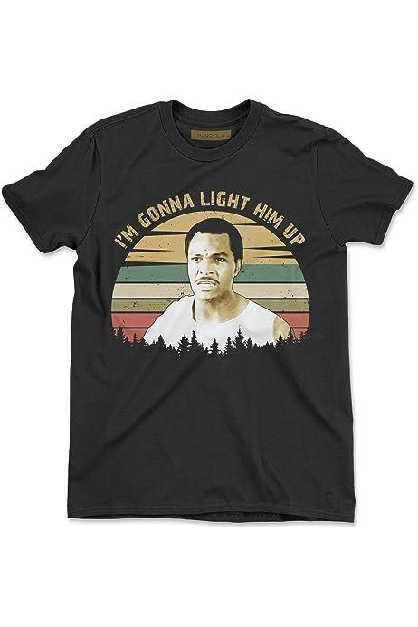 Marrola Im Gonna Light Him Up Ugly Christmas T-Shirt