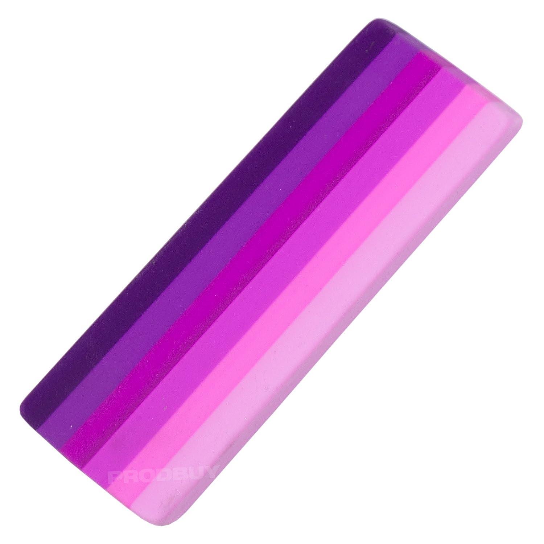 Pack of 3 Giant Eraser 15cm x 5cm Purple Pink Shades Pencil Rubber Art School Office Jumbo