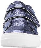 NINA Girls' Ashly Sneaker, Blue, 10 M US Toddler