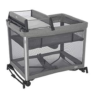 HALO 3-in-1 DreamNest Plus Portable Crib