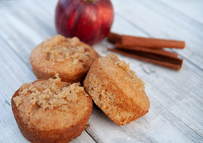 Gluten Free Apple & Cinnamon Crumble Muffin or Bread Mix