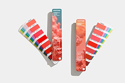 Pantone GP1601COY19 Formula Guide Coated & Uncoated Set – 2019 Limited  Edition Color of the Year Guide - Living Coral