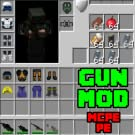Too Many Weapon And Gun MOD for PE MCPE