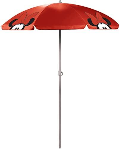 Disney Classics Mickey Minnie Mouse Outdoor Canopy Sunshade Umbrella 5.5