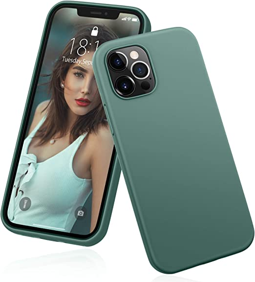 Dtto Kompatibel Mit Iphone 12 12 Pro Hülle Stoßfestes Elektronik