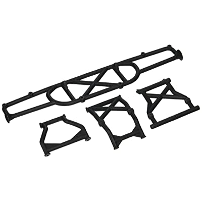 Losi Rear Bumper Pack: TEN-SCTE, LOSB2417: Toys & Games