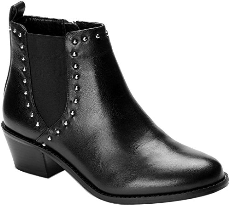 Vionic Women's Lexi Bootie B01N6J9N41 8 B(M) US|Black
