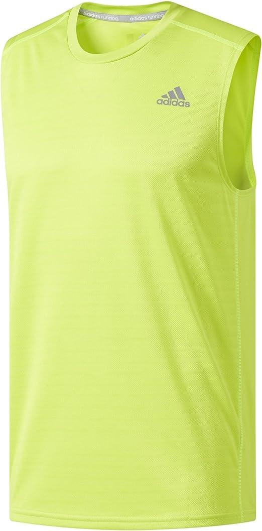 adidas Herren Response Sleeveless T Shirt Achselshirt