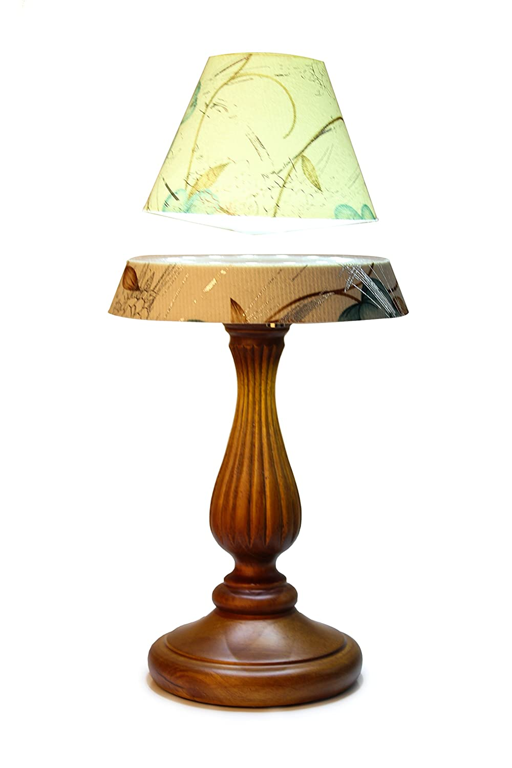 Levitating lamp shade best lamp 2017 levitron levitating lamps give the gift of levitation geotapseo Image collections