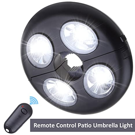 Remote control patio umbrella light 2 bright level dimming umbrella remote control patio umbrella light 2 bright level dimming umbrella pole lights 27 led night light mozeypictures Gallery