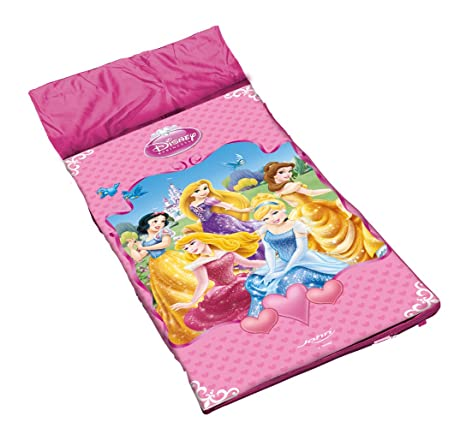Disney 73103 - Saco De Dormir Princesas (Smoby)
