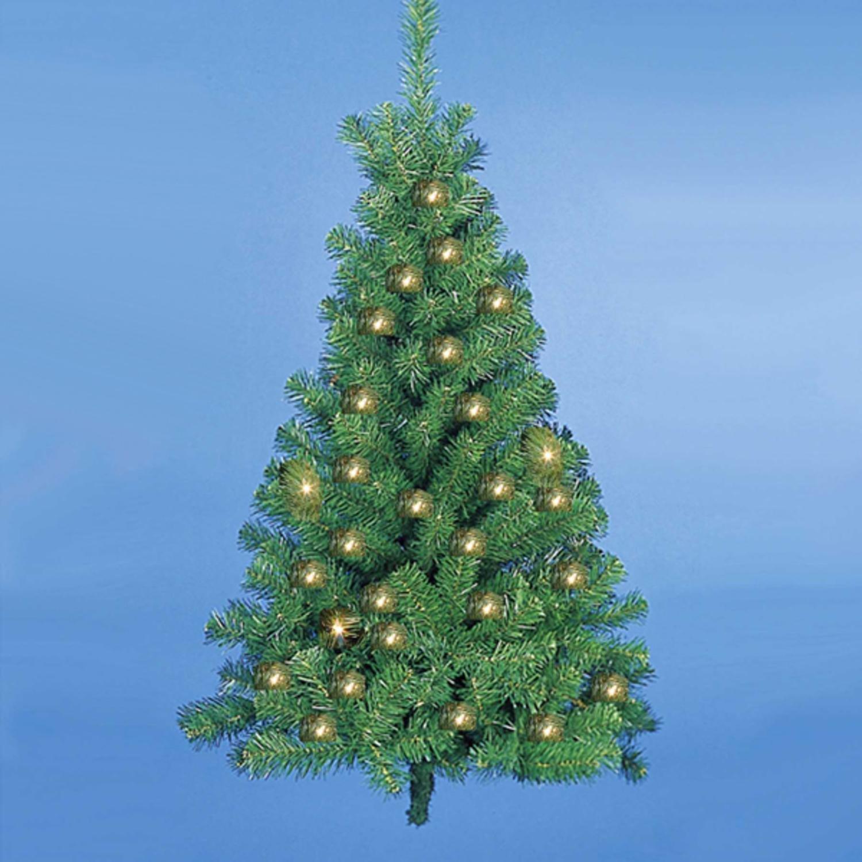 Kurt Adler 3' Pre-lit Norway Pine Christmas Wall Tree - Clear Lights