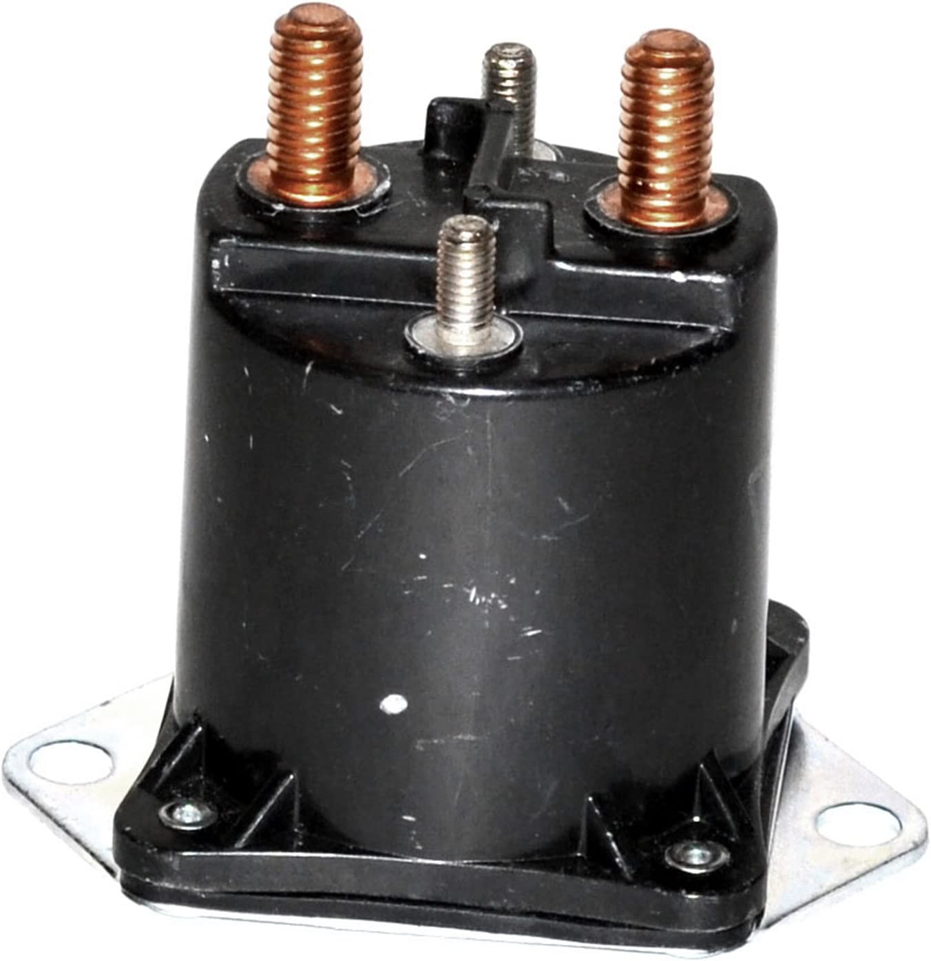 28396 Solenoid Relay Free Ship FOUR NEW WINCH SOLENOIDS 4-Terminal 4 WARN 72631