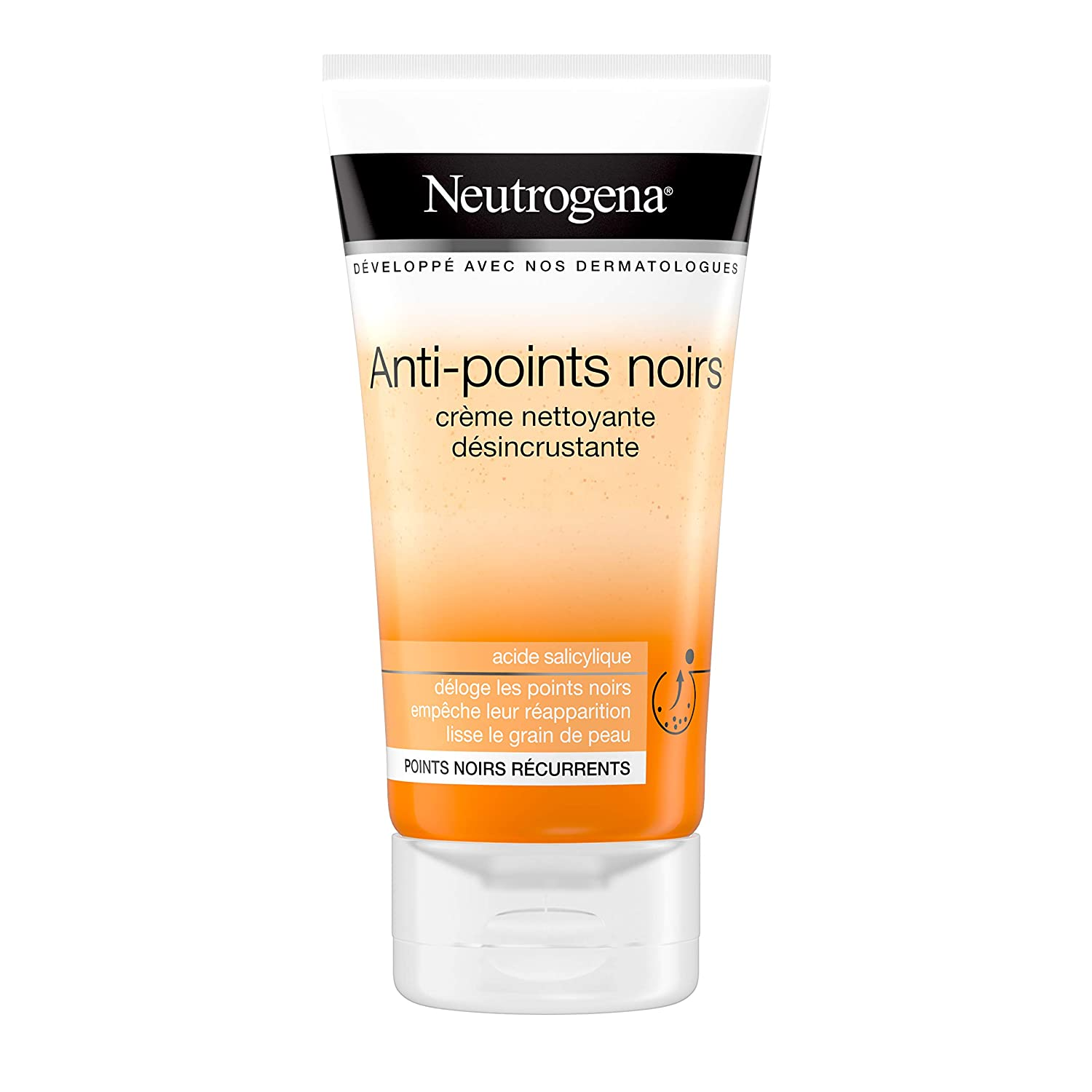 Neutrogena Visibly Clear Crema Para Puntos Negros - 150 ml.: Amazon.es