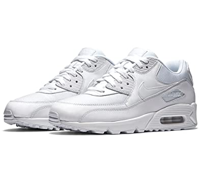 official photos 25505 7f2f0 Nike Herren Air Max 90 Essential 537384-111 Low-Top