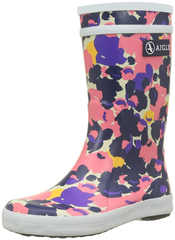 Aigle Unisex Kids' Lolly Pop Wellington Boots 845_Aigle