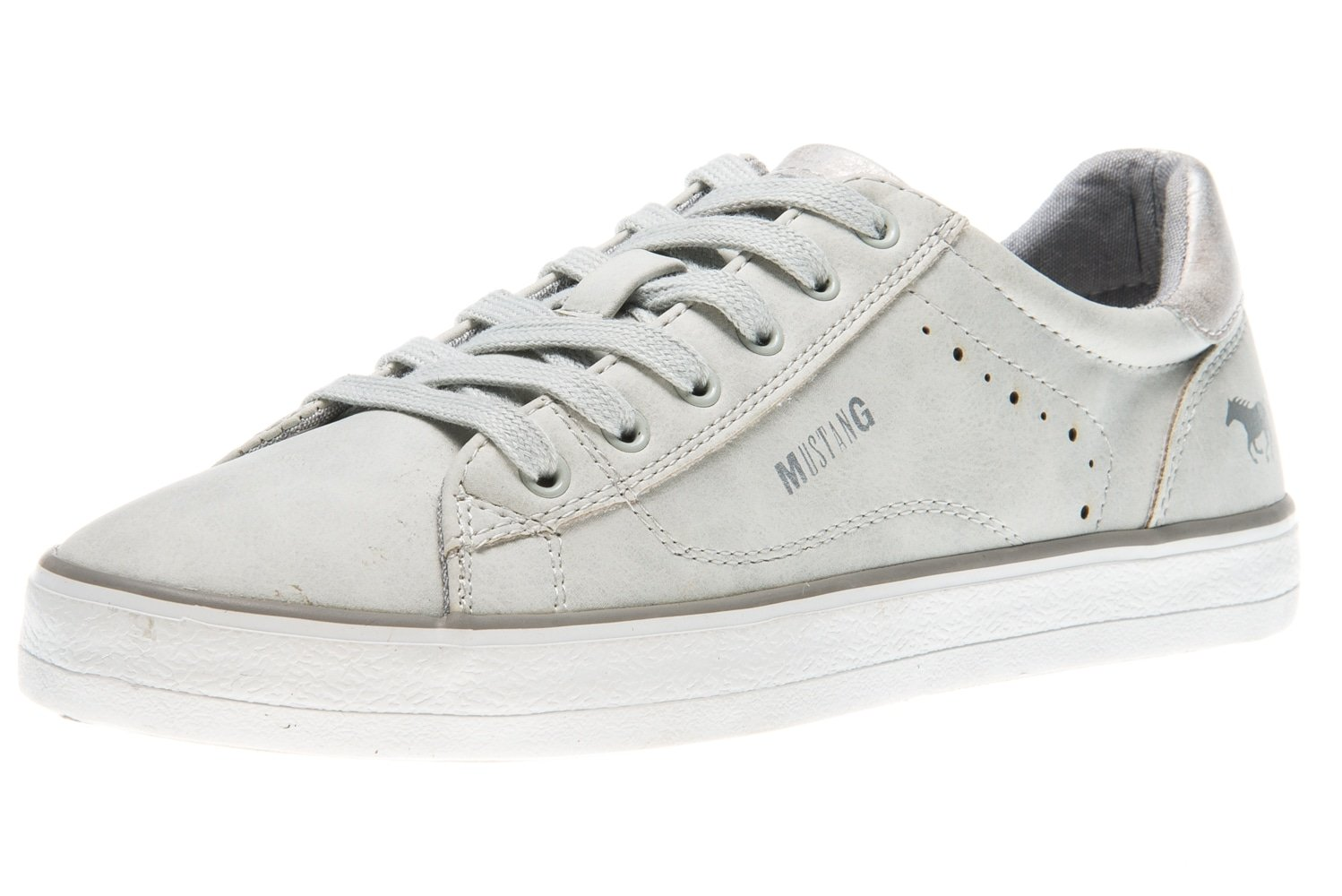 Mustang 1272-301-203, 19992 Sneakers Basses Femme, Ice Ice B00ZP324CO Ice 6cbd284 - automatisms.space