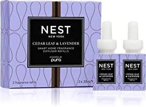 NEST Fragrances NEST184CV Smart Home Fragrance Diffuser Refill (Set of 2)