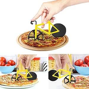 Compra Cortador de Pizza WEINAS® Cortapizzas de Acero Inoxidable ...