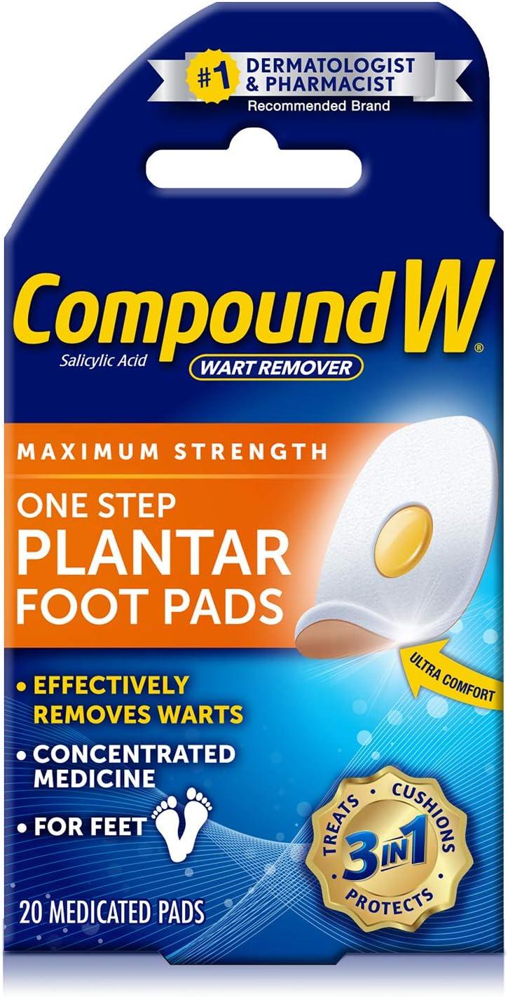 Papilloma foot treatment, Foot wart diagnosis