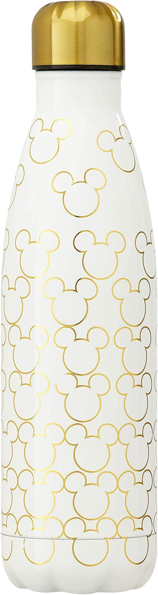 500 ml Multicolore Stainless Steel Funko Disney Classic-Metal Water Bottle-Outline Print