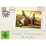 Violet Evergarden - St. 1 - Vol. 3 [Blu-ray] [Special Edition]