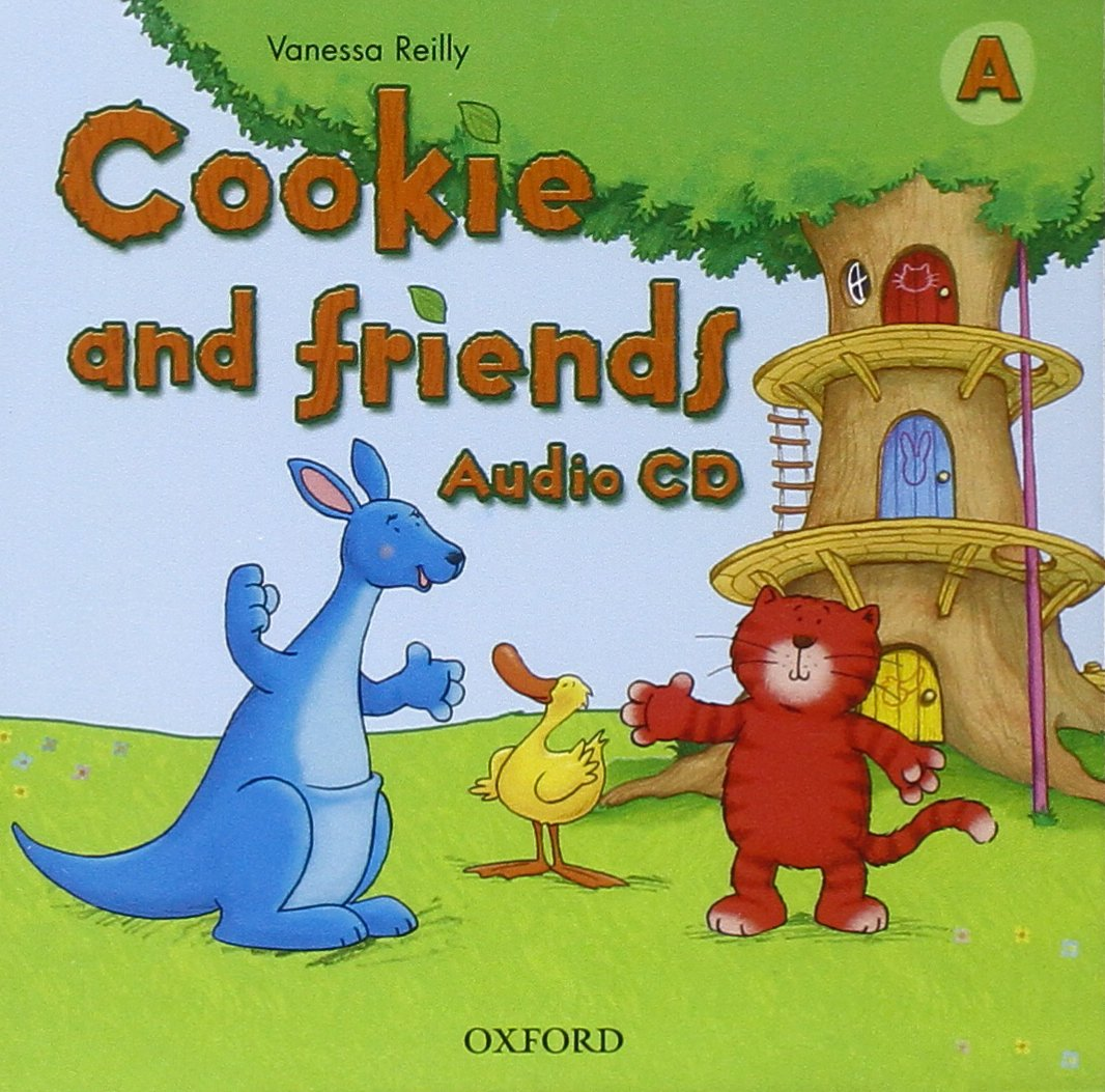 Download Cookie and Friends A: Class Audio CD pdf epub