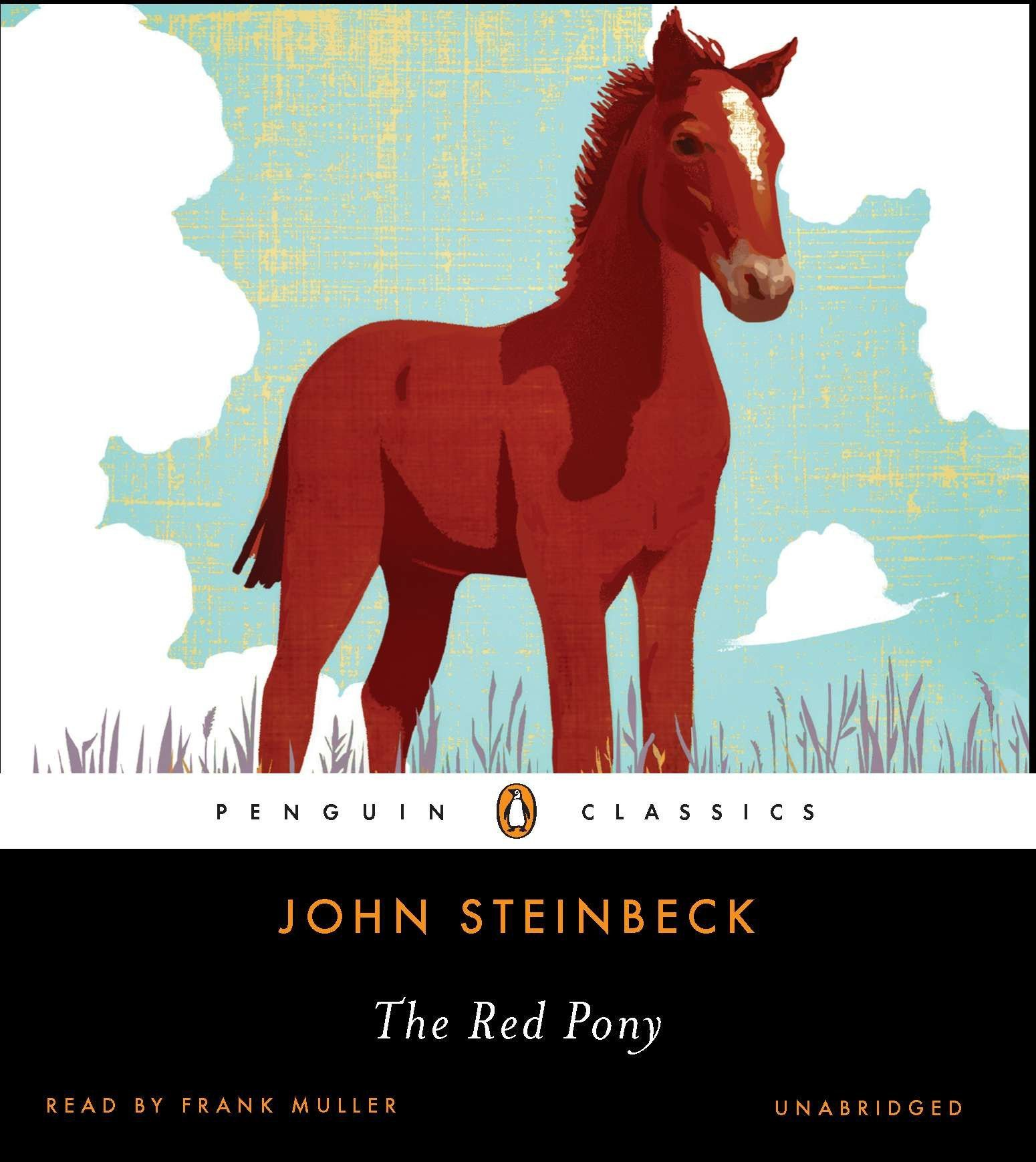 Download The Red Pony (Penguin Audio Classics) pdf epub