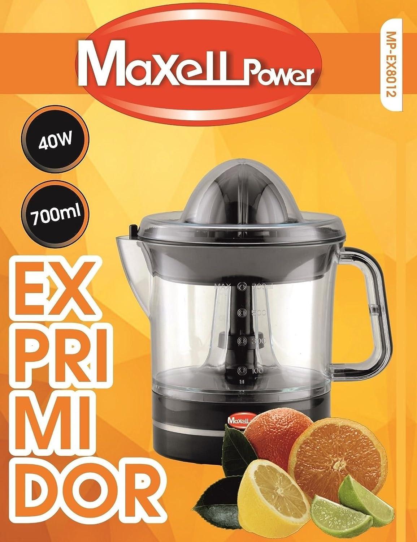 MAXELLPOWER EXPRIMIDOR DE Zumo ELECTRICO EXPRIMIDORA DE Naranjas 0 ...