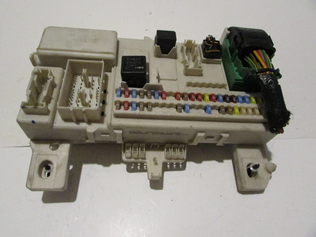 2006 trailblazer fuse box 06 06 chevy trailblazer 4 2l i6 mpi under hood relay fuse box  06 06 chevy trailblazer 4 2l i6 mpi
