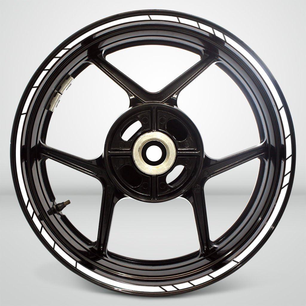 Speed Outer Rim Pegatinas Stripe para Kawasaki Versys 650
