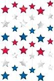 Amscan Decorative String Patriotic Stars