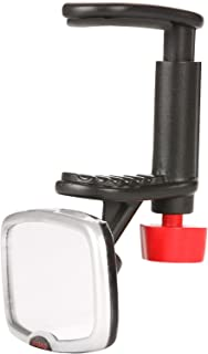 Diono See Me Too Universal Crystal Clear Rear View Mirror No Suction Cup (Black)