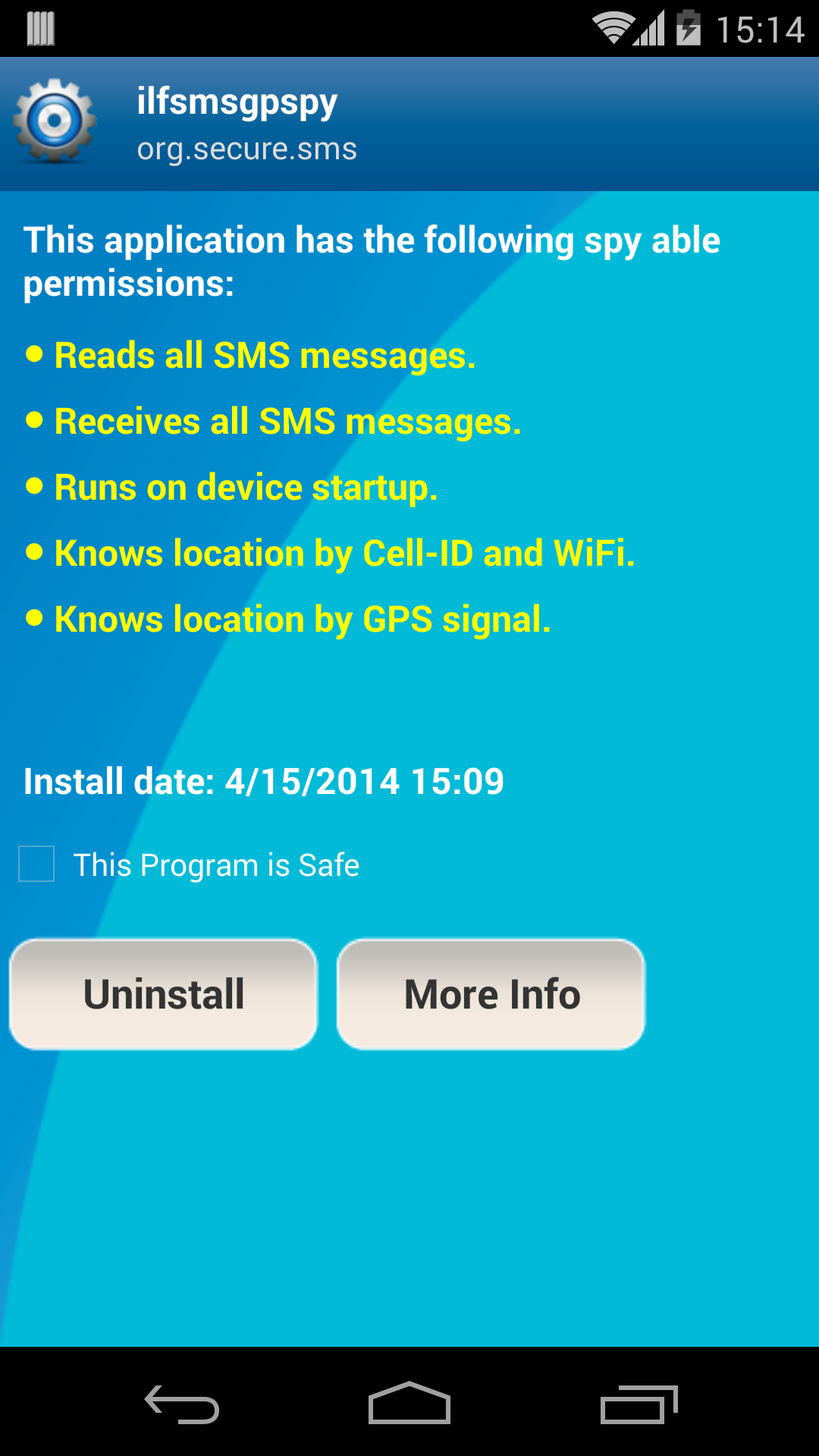 Anti Spy Mobile Free for Android - APK Download