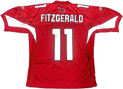 Larry Fitzgerald Signed Jersey - JSA Certified - Autographed NFL ...