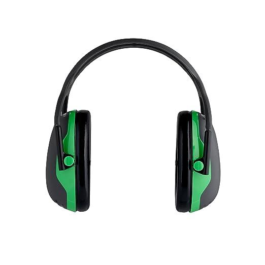 101 opinioni per 3M Cuffie Auricolari Peltor Serie X, X1A Cuffia Temporale Verde 27 dB