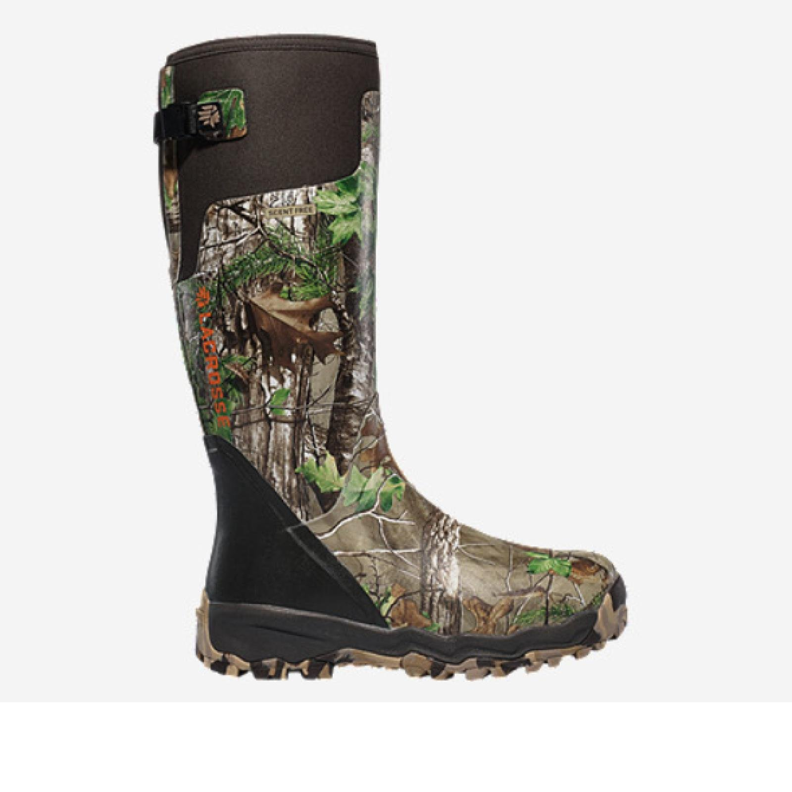 LaCrosse Men's Alphaburly Pro 18'' Hunting Boot Camo 376005 12 ME by Lacrosse