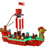BIG 57068 - Playbig Bloxx Wickie Drachenboot