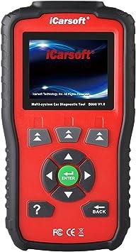 iCarsoft Auto Diagnostic Scanner L600 V1.0 for Landrover and Jaguar with ABS Scan,Oil Reset etc