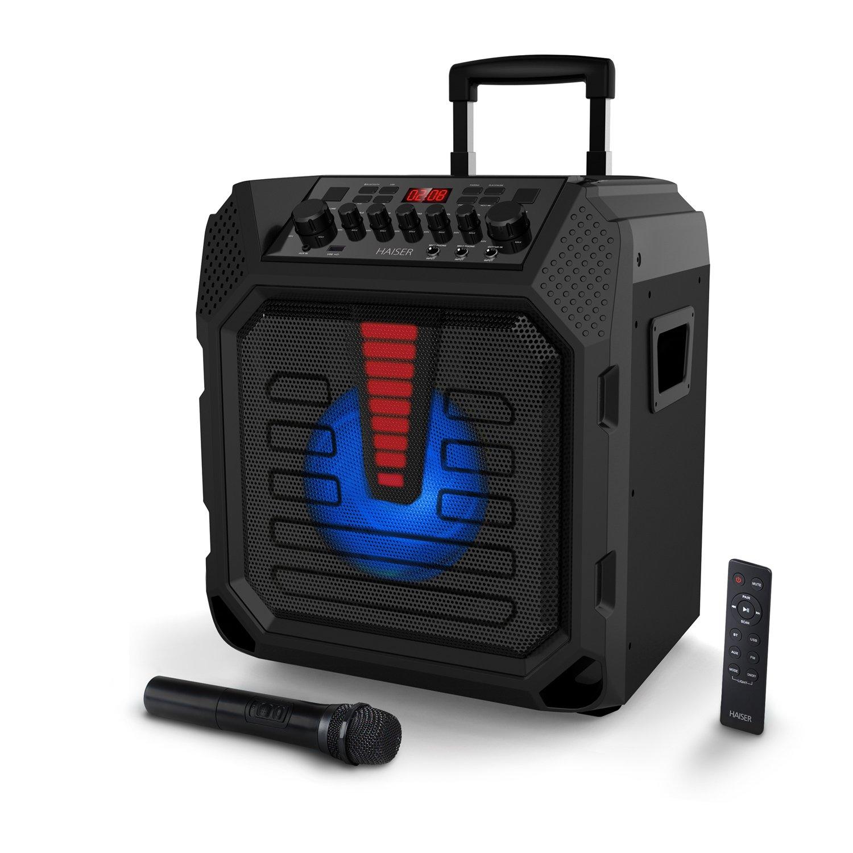 eSmart Germany Altavoz portátil con batería