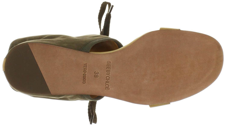 3cbb1ab44a85a See by Chloe Women's SB20045 Open Toe Sandal