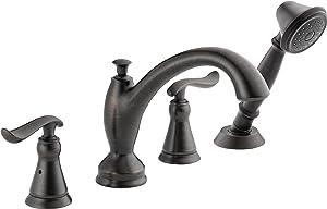 Delta Faucet T4794-RB, 7.88 x 16.00 x 8.38 inches, Venetian Bronze