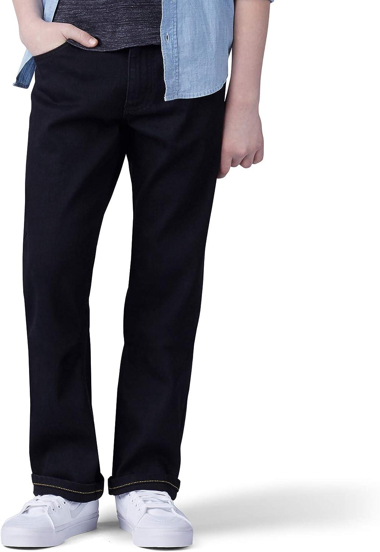 Lee Big Boy Proof Fit Straight Leg Jean: Clothing