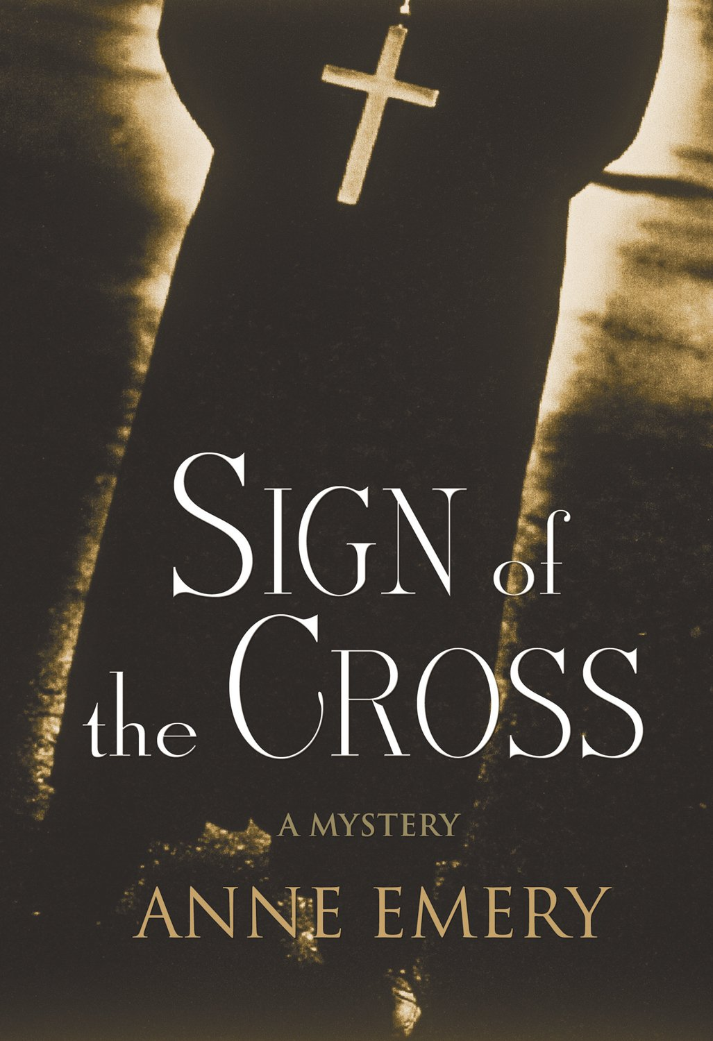 Read Online Sign of the Cross: A Mystery (A Collins-Burke Mystery) pdf