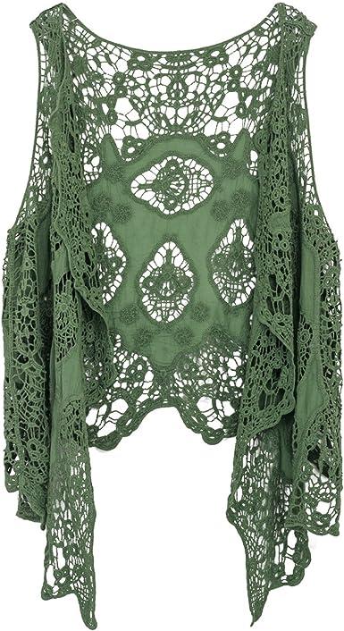 Eoeth Womens Floral Printed Drape Cardigan Short Sleeve Smock Sun Wear Blouse Tops Lightweight Wrap Open Front Outwear