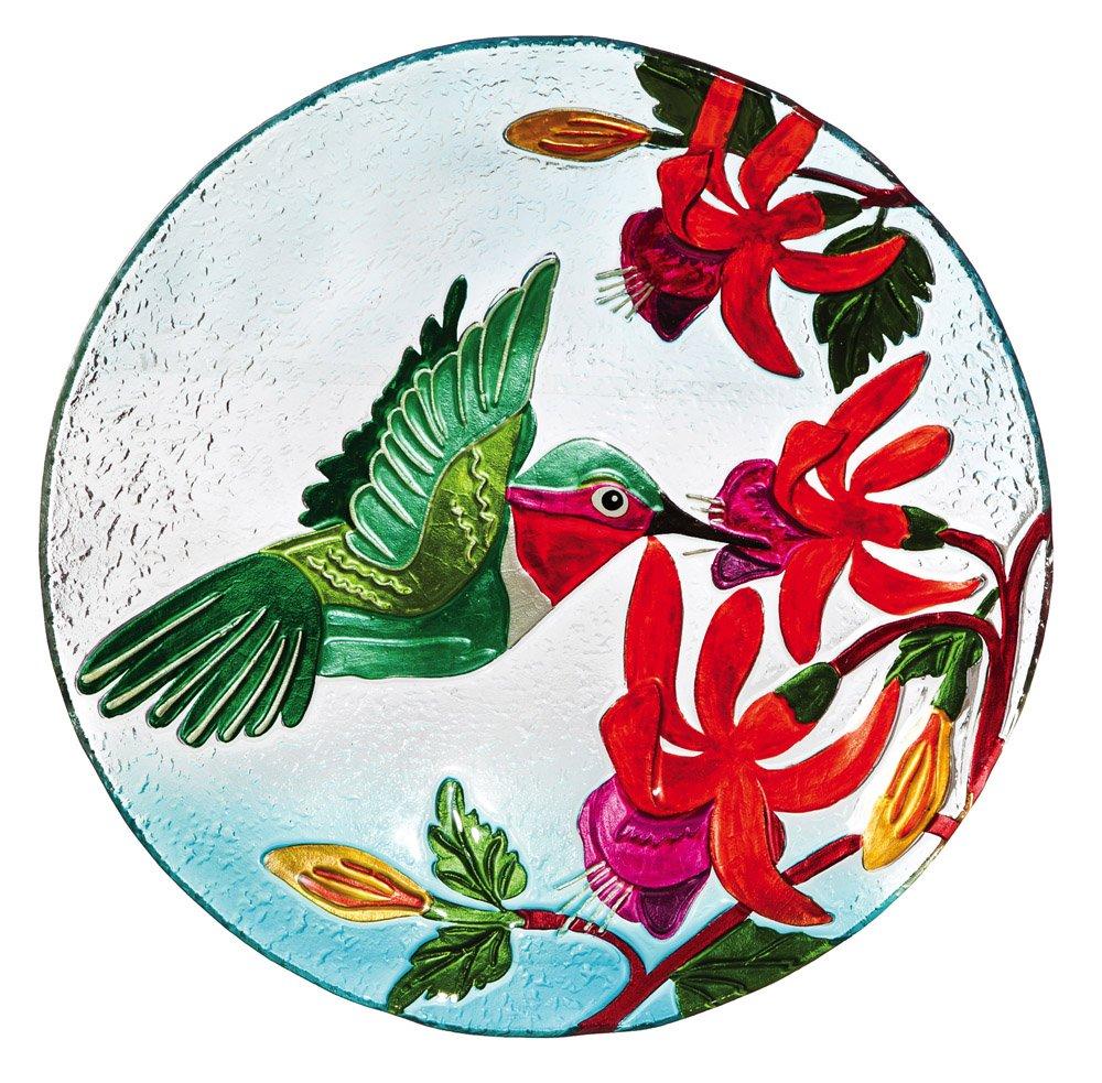 Evergreen Enterprises, Inc Hummingbird Flutter Bird Bath