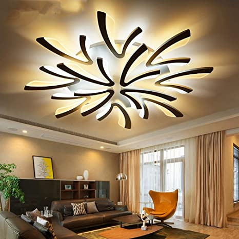 Remoto Lámparas de techo de LED Moderno para lámparas de ...