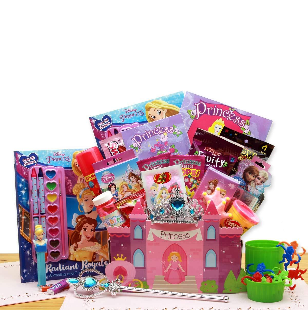 A Princess Fairytale Gift Box by Gift Basket Associates